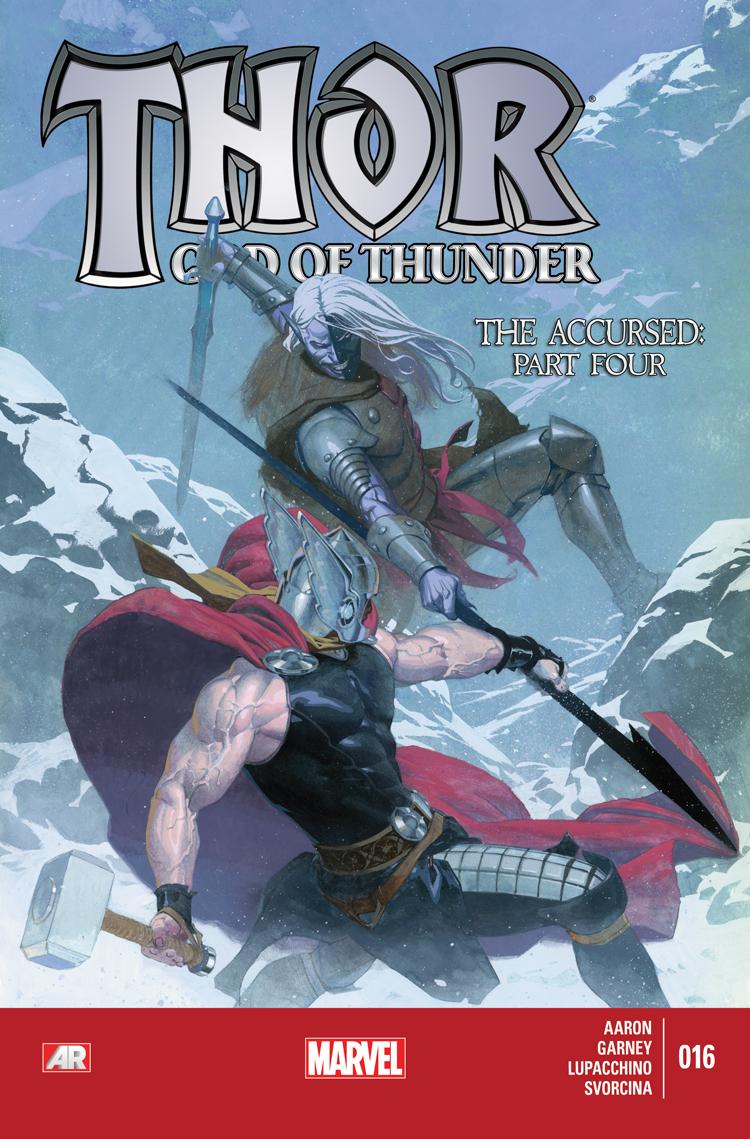 Thor: God of Thunder (2012) #16