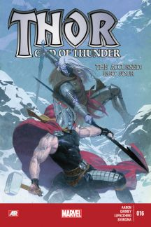Thor: God of Thunder (2012) #16