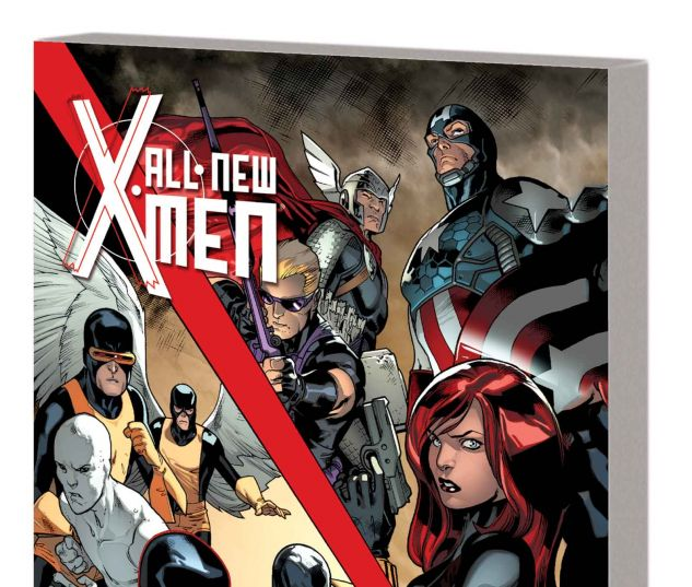ALL-NEW X-MEN VOL. 2: HERE TO STAY TPB (MARVEL NOW)