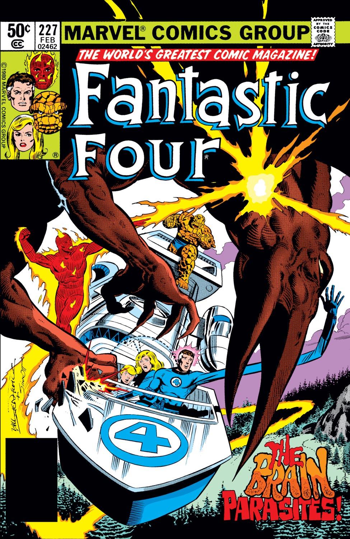 Fantastic Four (1961) #227