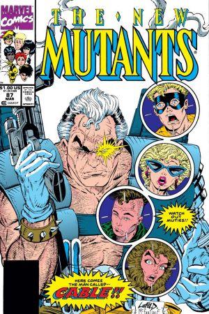 New Mutants (1983) #87