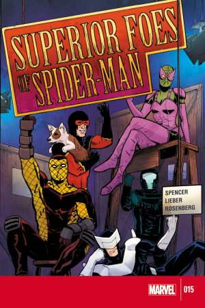 The Superior Foes of Spider-Man (2013) #15