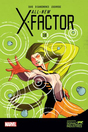 All-New X-Factor (2014) #18