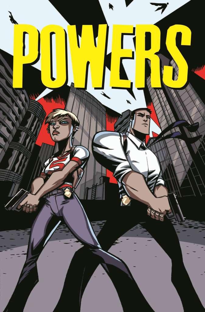 Powers (2015) #1