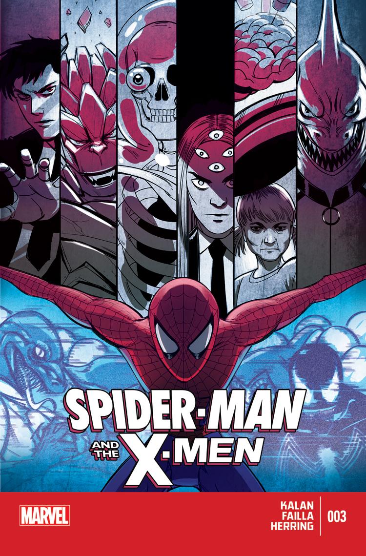 Spider-Man & the X-Men (2014) #3