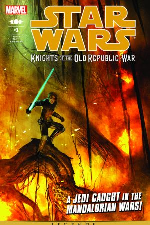 Star Wars: Knights Of The Old Republic - War #1