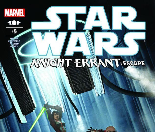 Star Wars: Knight Errant - Escape (2012) #5