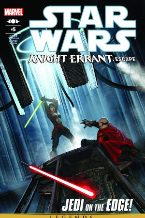 Star Wars: Knight Errant - Escape #5