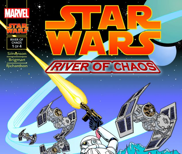 Star Wars: River Of Chaos (1995) #1
