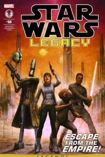 Star Wars: Legacy #16