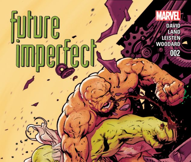 FUTURE IMPERFECT 2 (SW, WITH DIGITAL CODE)