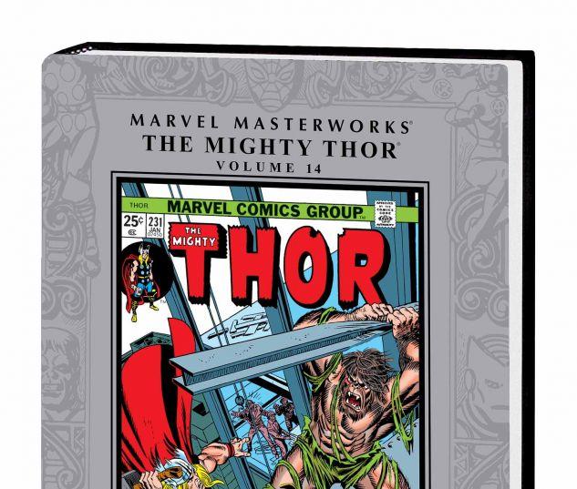 MARVEL MASTERWORKS: THE MIGHTY THOR VOL. 14 HC