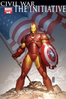 Civil War: The Initiative #1
