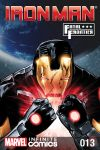 Iron Man Infinite Digital Comic (2013) #13