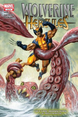 Wolverine/Hercules: Myths, Monsters & Mutants #4
