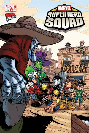Super Hero Squad #11