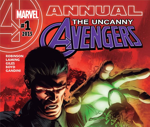 UNCANNY AVENGERS ANNUAL 1 (WITH DIGITAL CODE)