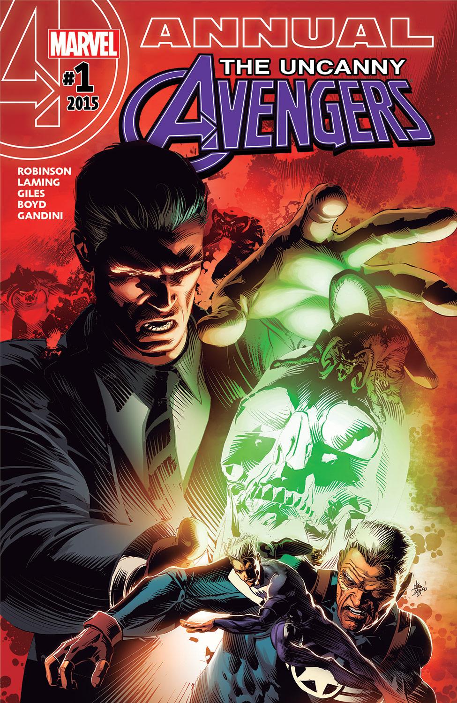 Uncanny Avengers Annual (2015) #1