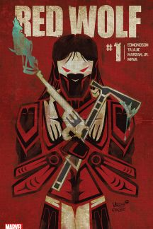 Image result for red wolf #1