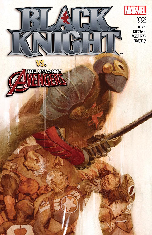 Black Knight (2015) #2