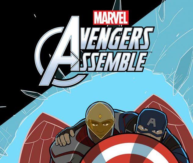 Marvel Universe Avengers: TBD Infinite Comic (2015) #1