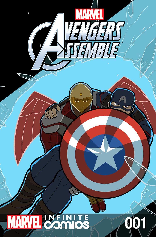 Marvel Universe Avengers Infinite Comic (2016) #1