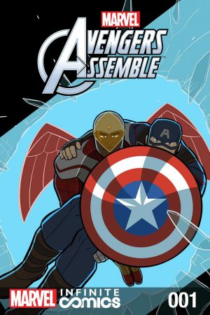 Marvel Universe Avengers: TBD Infinite Comic #1