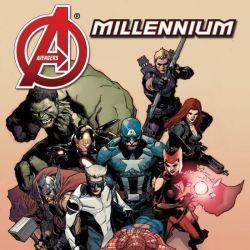 Avengers: Millennium Infinite Comic (2015)