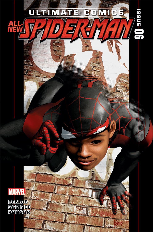 Ultimate Comics Spider-Man (2011) #6