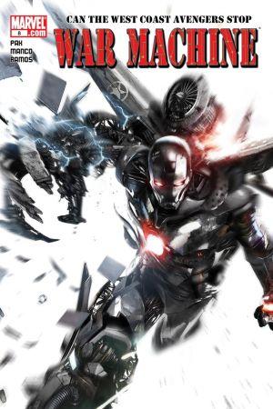 War Machine #8