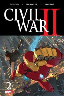 Civil War II (2016) #2