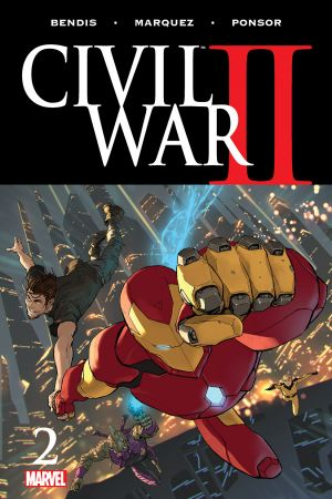 Civil War II #2
