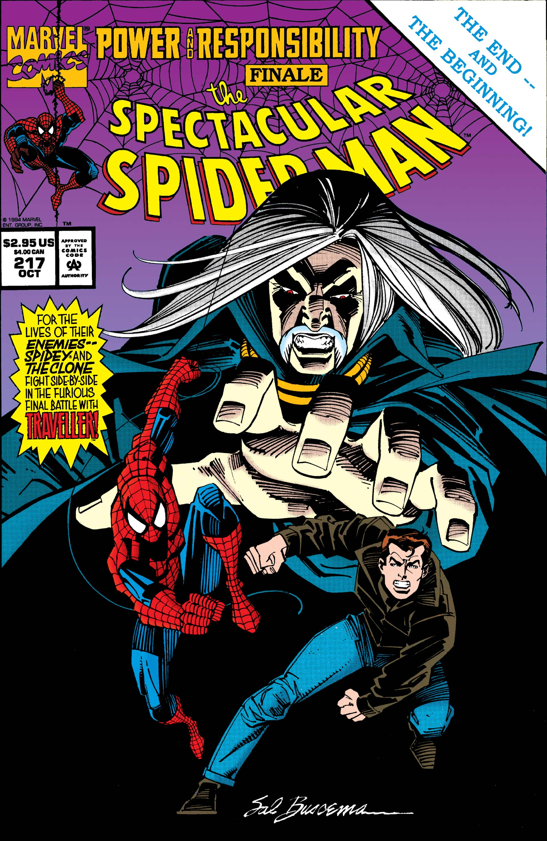 Peter Parker, the Spectacular Spider-Man (1976) #217