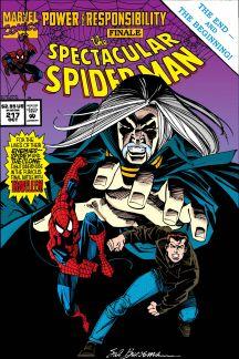 Peter Parker, the Spectacular Spider-Man #217