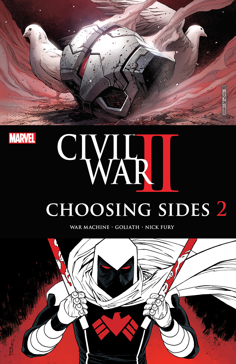 Civil War II: Choosing Sides (2016) #2