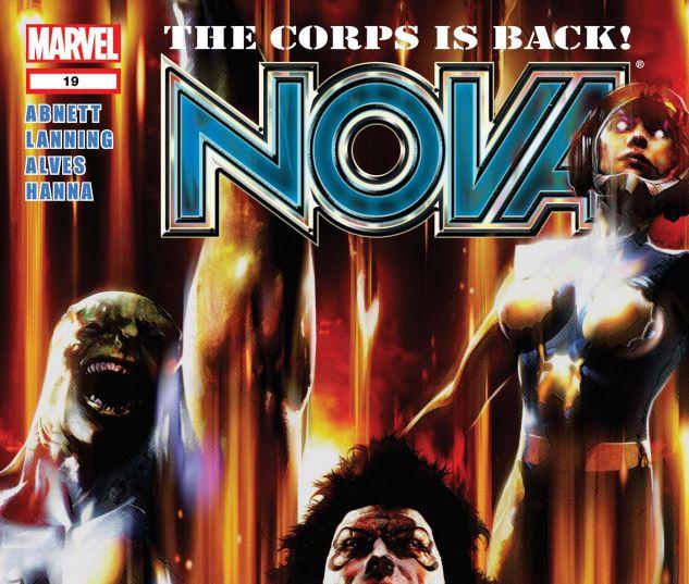 NOVA (2007) #19