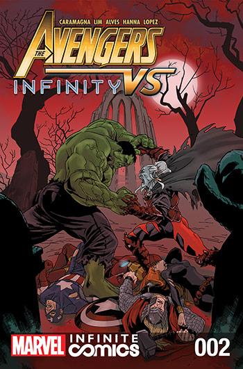 Avengers Vs Infinity (2015) #2