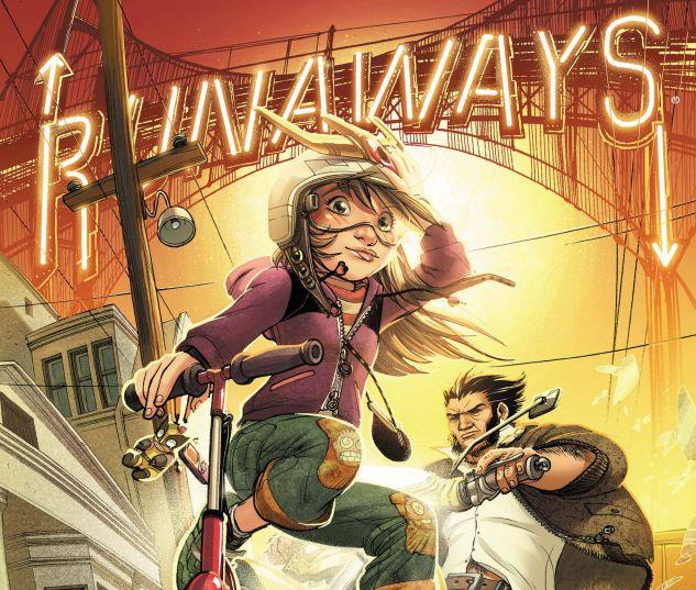 Runaways (2008) #10