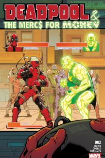Deadpool & the Mercs for Money (2016) #2