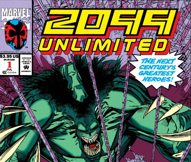 2099 Unlimited (1993) #1