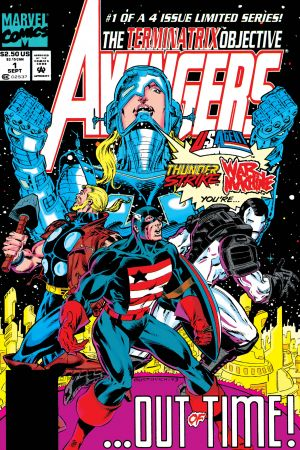 Avengers: The Terminatrix Objective #1