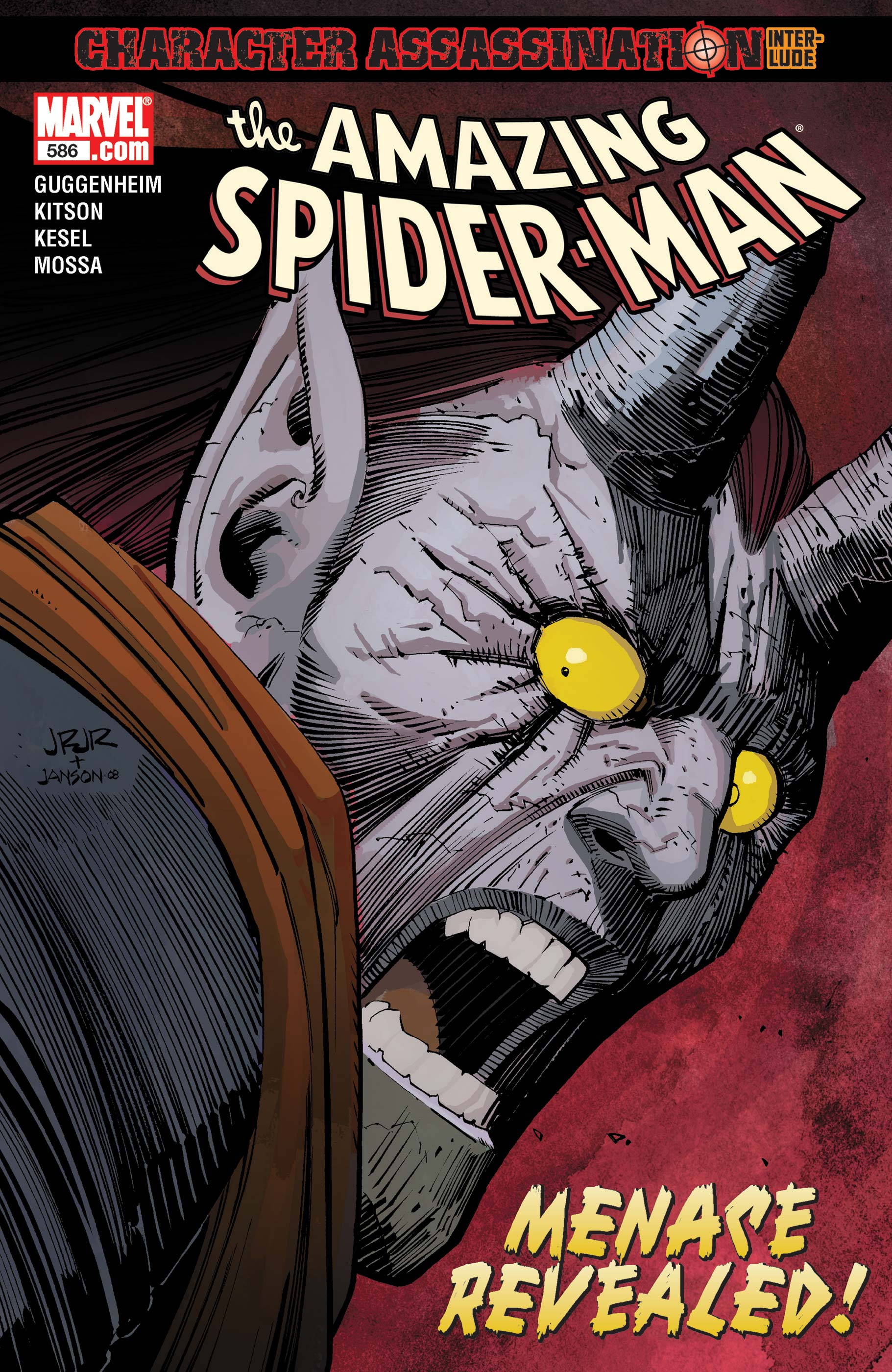 Amazing Spider-Man (1999) #586