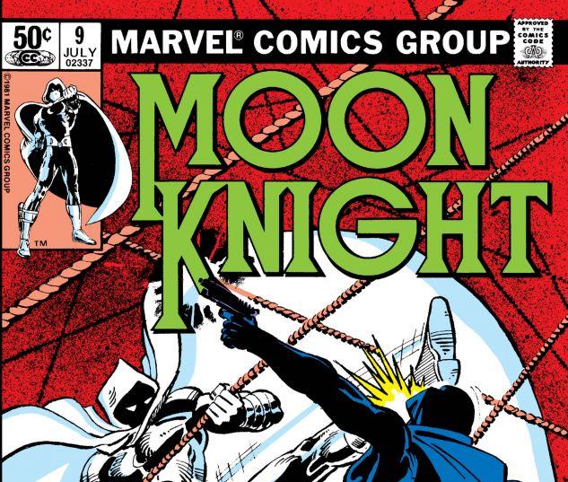 Moon Knight (1980) #9