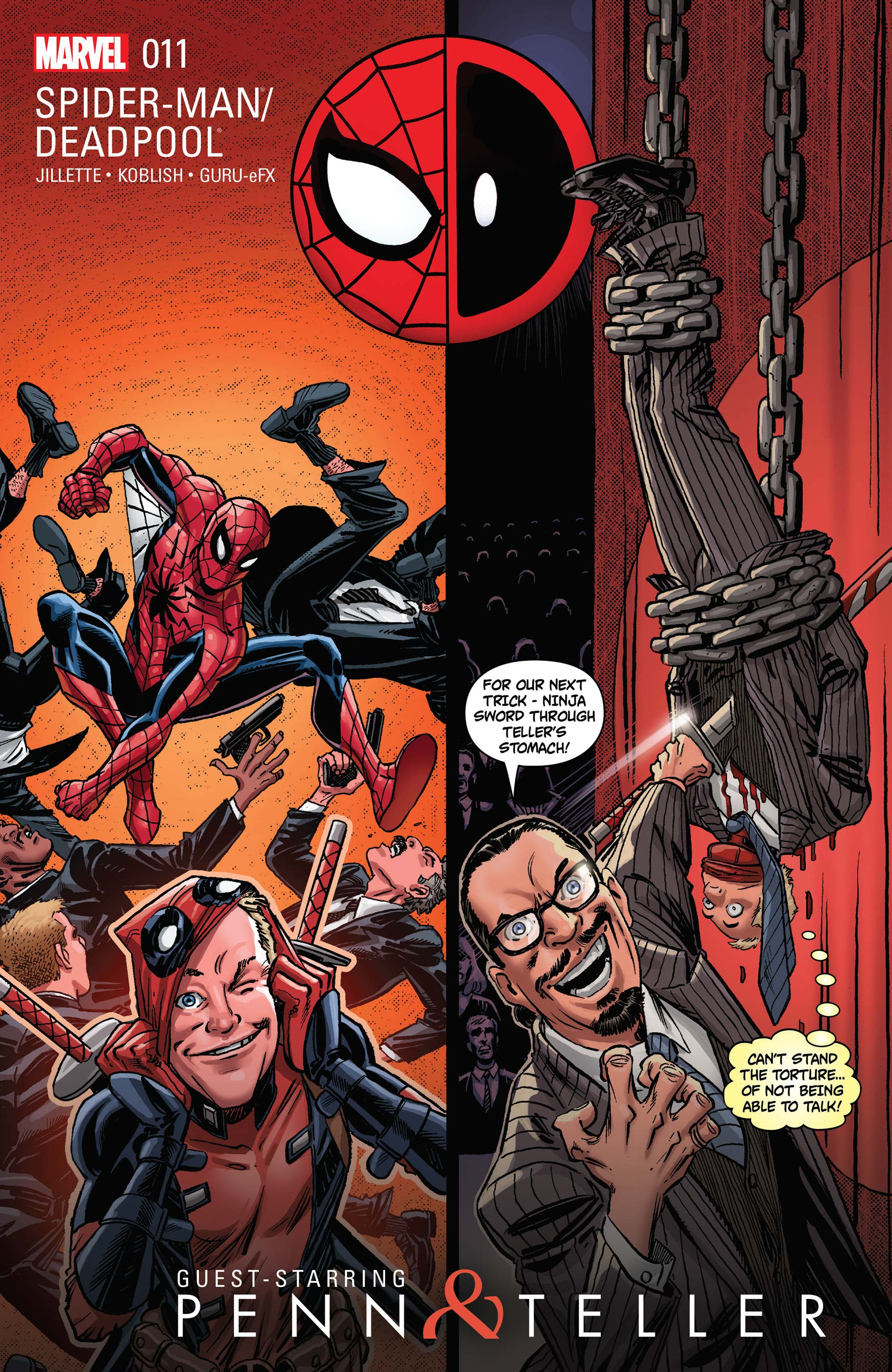 Spider-Man/Deadpool (2016) #11