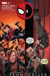 cover from Spider-Man/Deadpool (2015) #11