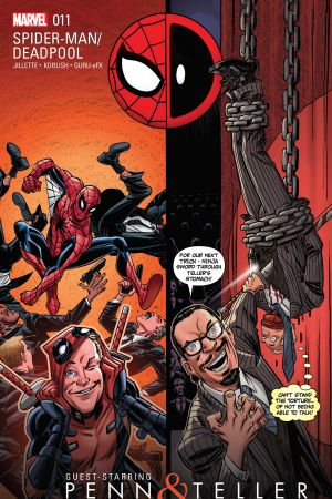 Spider-Man/Deadpool #11