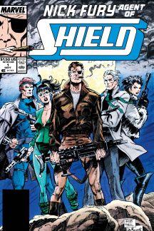 Nick Fury, Agent of S.H.I.E.L.D. #1