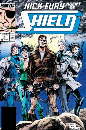 Nick Fury, Agent of S.H.I.E.L.D. (1989 - 1992)