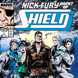 Nick Fury, Agent of S.H.I.E.L.D.