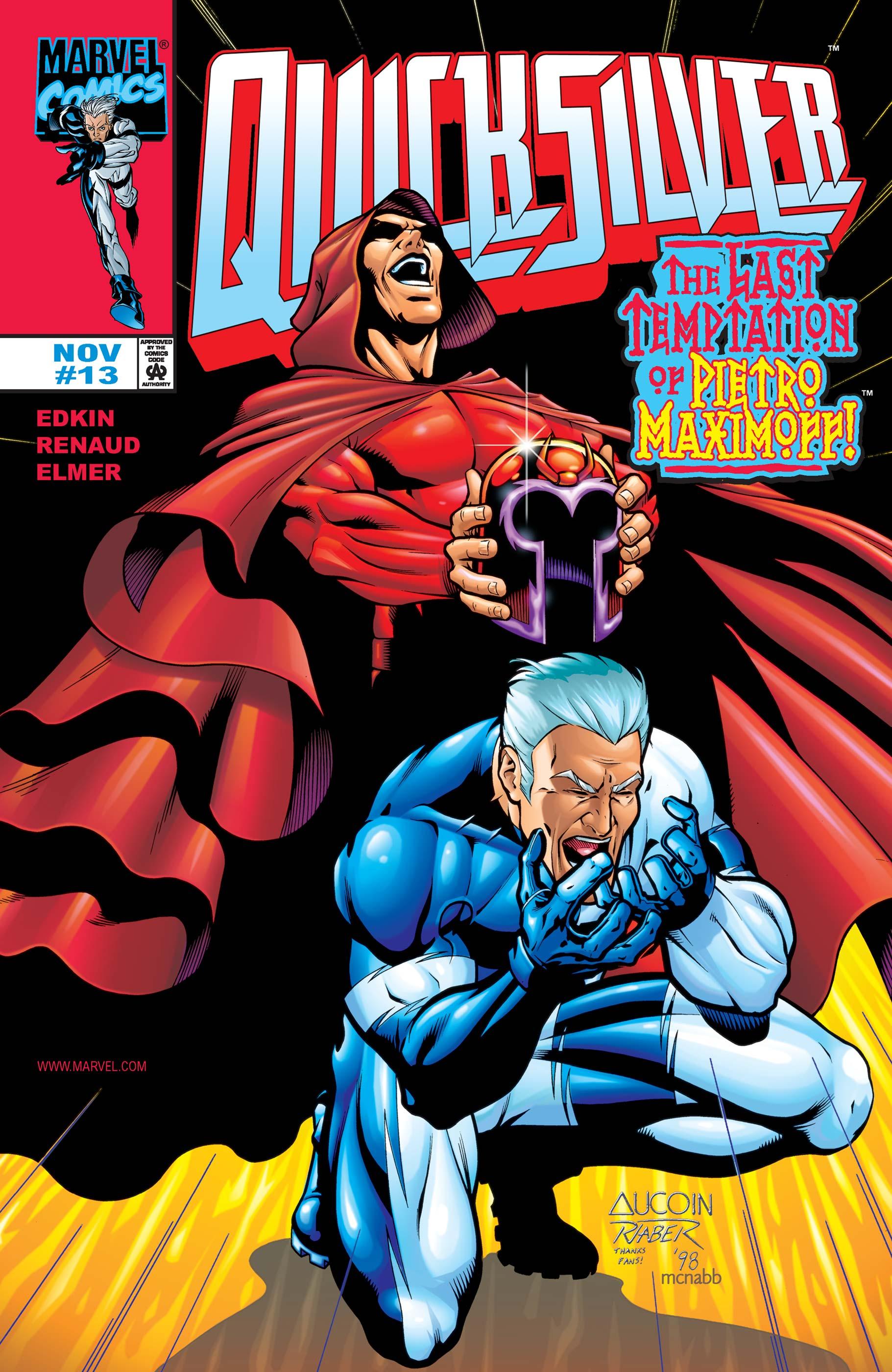 Quicksilver (1997) #13